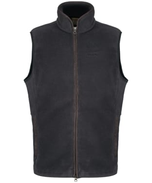 Men's Musto Glemsford Polartec Fleece Gilet - Liquorice