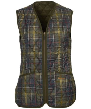 Women's Barbour Tartan Betty Liner