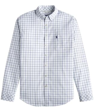 Men's Joules Wilby Classic Fit Check Shirt - Blue Check