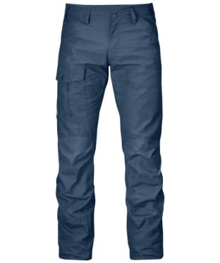Men's Fjallraven Nils Trousers - Uncle Blue