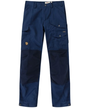 Men's Fjallraven Vidda Pro Trousers - Storm / Night Sky