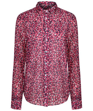 Women's GANT Autumn Blouse - Love Potion
