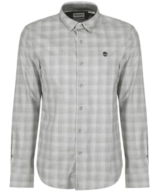 Men's Timberland Back River Light Twill Check Shirt