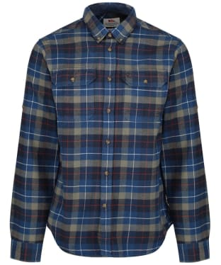 Men's Fjallraven Singi Heavy Flannel Long Sleeve Shirt