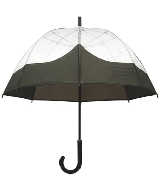 Hunter Original Moustache Bubble Umbrella - Dark Olive