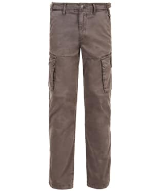 Men's Timberland Squam Lake Straight Twill Cargo Pants - Pavement