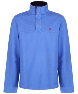 Men's Crew Clothing Padstow Pique Sweatshirt