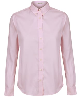 Women's GANT Diamond G Pinpoint Oxford Shirt - Blossom