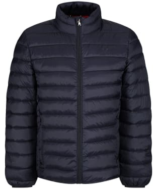 Men's Crew Clothing Lightweight Jacket - Dark Navy