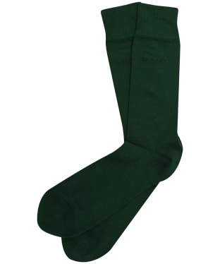 Men's GANT Cotton Socks - Ivy Green
