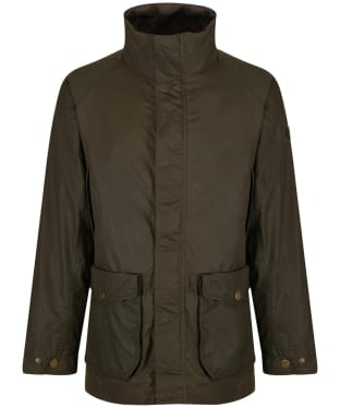 Men's Musto Holkham Oil Cloth Jacket - Rifle Green