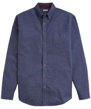 Men's Joules Flannel Classic Fit Shirt - Navy
