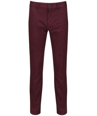 Men's Joules Laundered Chinos - Dark Wine
