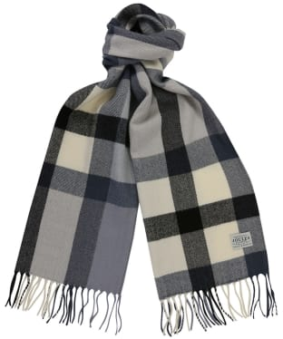 Women's Joules Bracken Scarf - Cream Gingham