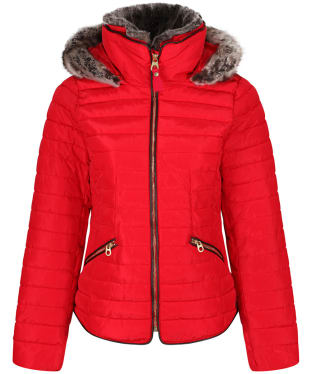 Women's Joules Gosling Short Padded Jacket