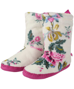 Women's Joules Homestead Fleece Lined Slipper Socks