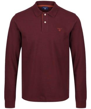 Men's GANT Pique Rugger Polo Shirt
