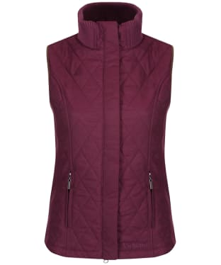 Women's Schoffel Islington Gilet - Fig