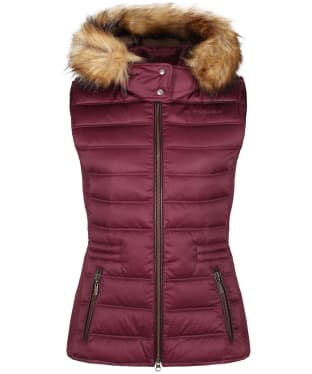 Women's Schöffel Chelsea Down Gilet II - Fig