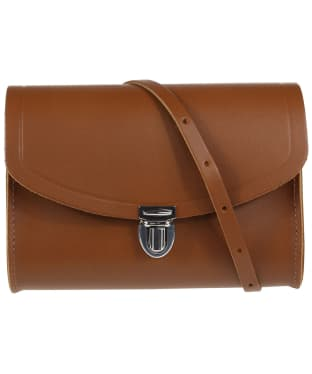 Women's The Cambridge Satchel Company Push Lock Leather Bag - Vintage