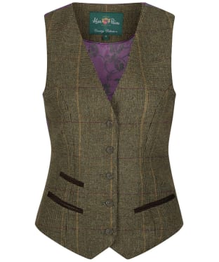 Women's Alan Paine Combrook Lined Back Waistcoat