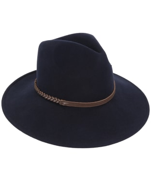 Barbour Tack Fedora Hat