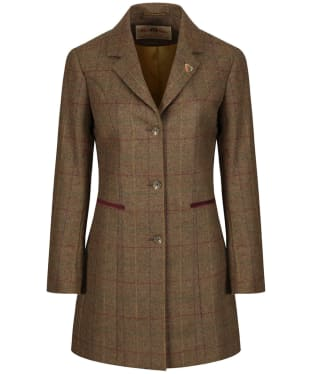 Women's Alan Paine Surrey Mid Thigh Coat - Lawn