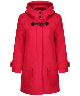 Women's Joules Woolsdale Duffle Coat - Raspberry