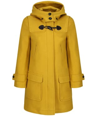 Women's Joules Woolsdale Duffle Coat - Antique Gold