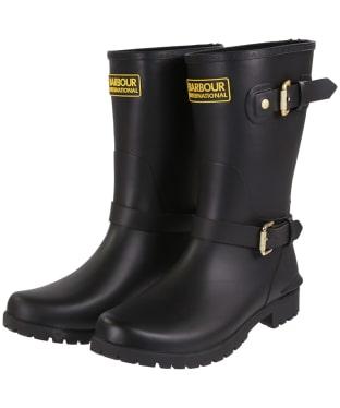 Women's Barbour International Monza Wellington Boots