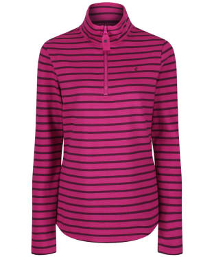 Women's Joules Fairdale Half Zip Sweatshirt