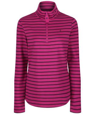Women's Joules Fairdale Half Zip Sweatshirt