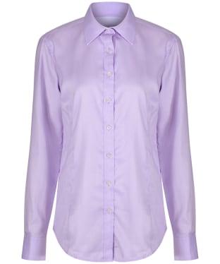 Women's Alan Paine Bromford Shirt - Lilac