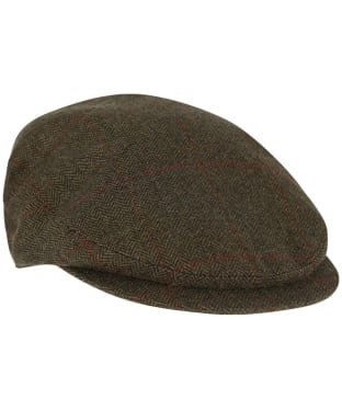 Men's Schoffel Tweed Cap - Windsor Tweed