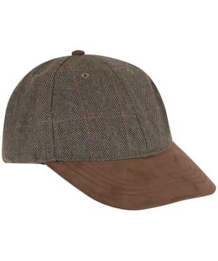 Schöffel Tweed Baseball Cap - Cavell Tweed