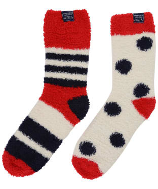 Women's Joules Fabulously Fluffy Short Socks