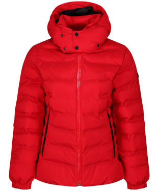 Women's Aigle Rigdown Jacket - Chilli Red
