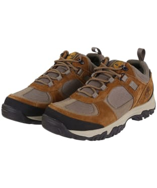 Men's Timberland Mount Major Low Gore-Tex® Outdoor Shoes - Brown