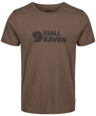 Mens Fjallraven Logo T-Shirt