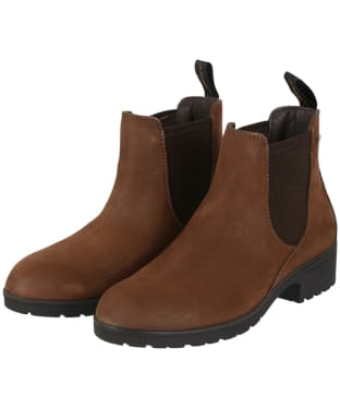Women's Dubarry Waterford Chelsea Boot - Walnut