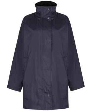 Women's Jack Murphy Oxford Waterproof Coat - Navy