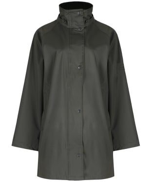 Women's Jack Murphy Oxford Waterproof Coat - Olive