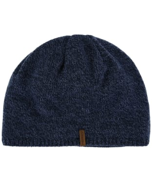 Men's Schoffel Manchester Knitted Hat - Deep Blue
