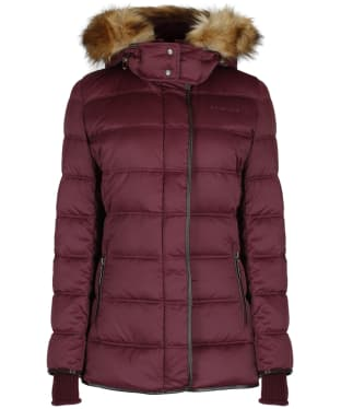 Women's Schoffel Kensington Down Jacket - Fig