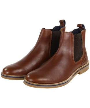 Men's Joules Bourne Chelsea Boots - Tan