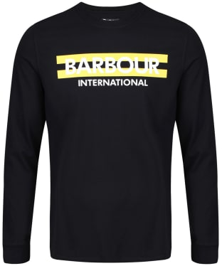 Barbour International Starter Long Sleeved Tee