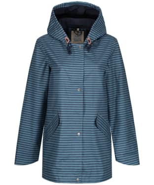 Women's Seasalt Bowsprit Waterproof Jacket - Weatherboard Fatham Eden