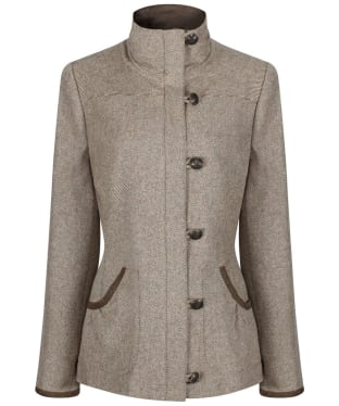 Women's Dubarry Bracken Tweed Jacket - Sable