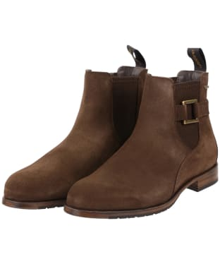 Women's Dubarry Monaghan Chelsea Boots - Cigar