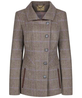 Women's Dubarry Moorland Tweed Jacket - Woodrose